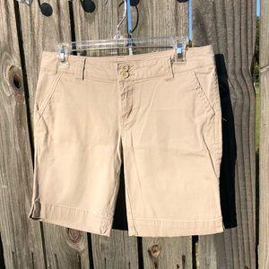 BeBop Khaki Shorts